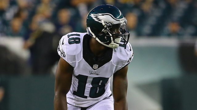 Jeremy Maclin Philadelphia Eagles